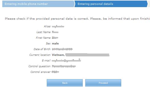 Hướng dẫn đăng ký tài khoản chuyển tiền WebMoney