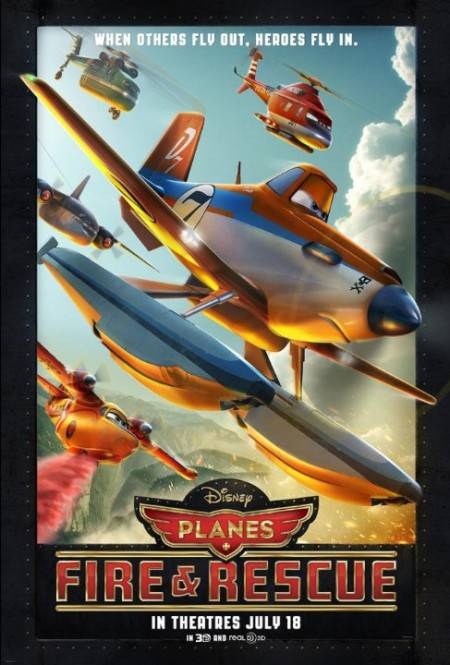 Planes Fire And Rescue 2014 720p BluRay x264 x0r