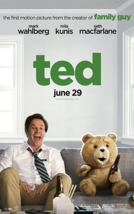 Ted UNRATED 2012 720p BluRay x264-CROM