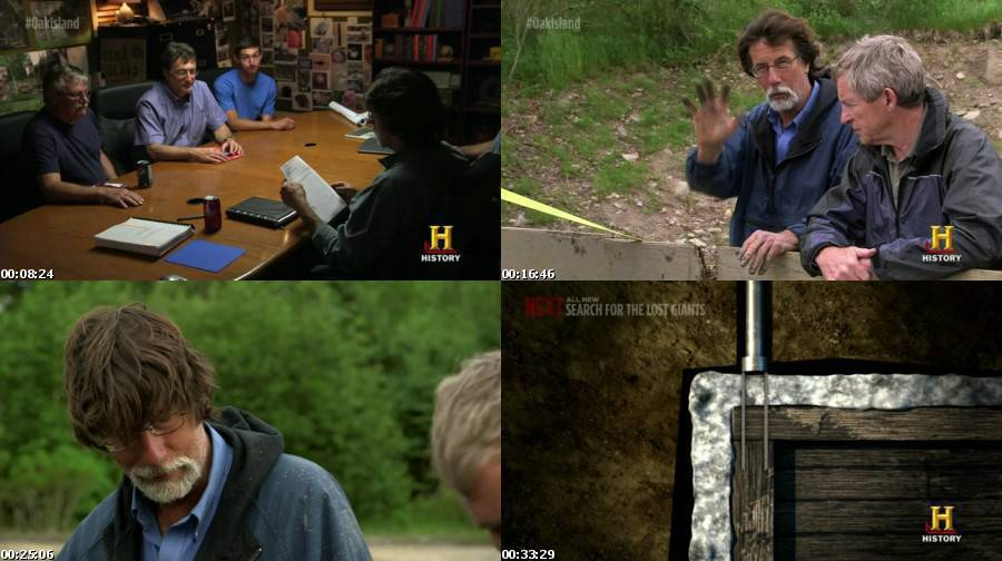 The Curse of Oak Island S02E04 Images,Pictures,Photos,Screenshots,Preview