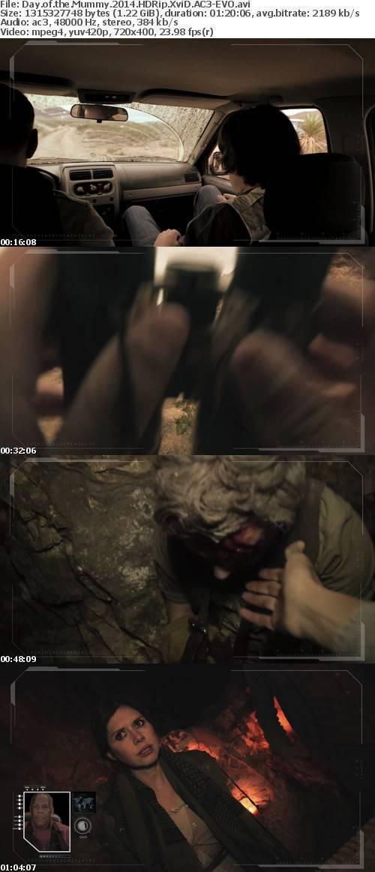Day of the Mummy 2014 HDRip XviD AC3-EVO