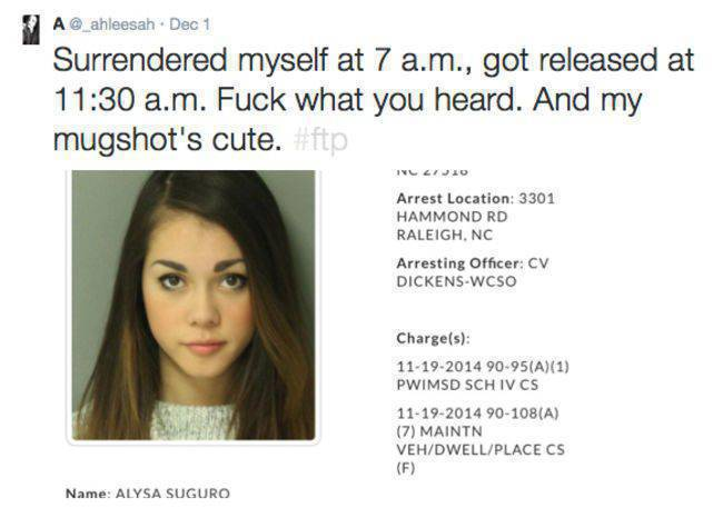 Nieprzeciętni aresztowani 8
