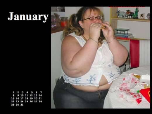 Kalendarz McDonalds na 2009 rok 2