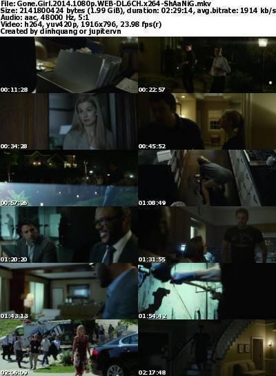 Gone Girl (2014) 1080p WEB-DL 6CH x264-ShAaNiG