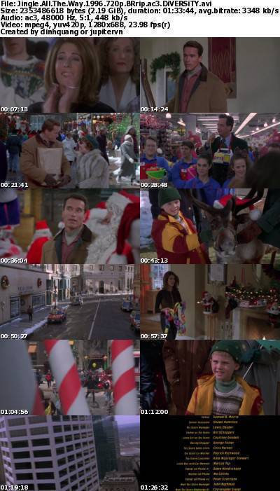 Jingle All the Way (1996) 720p BRRip AC3-DiVERSiTY