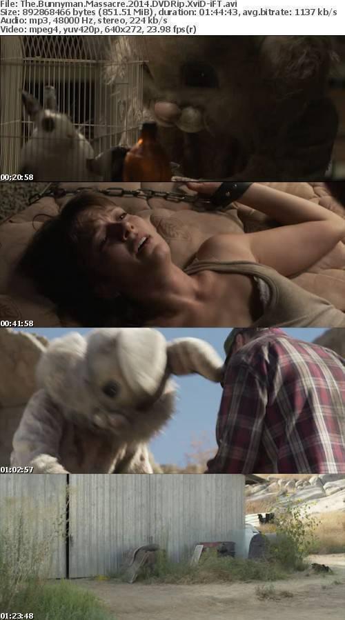 The Bunnyman Massacre 2014 DVDRip XviD-iFT