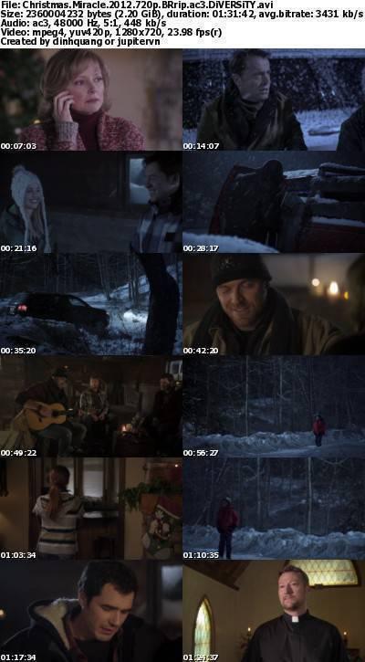 Christmas Miracle (2012) 720p BRRip AC3-DiVERSiTY