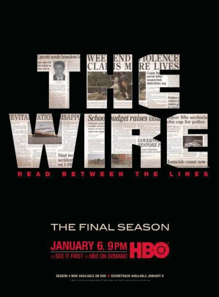 The Wire S01E02 HDTV XviD-AFG
