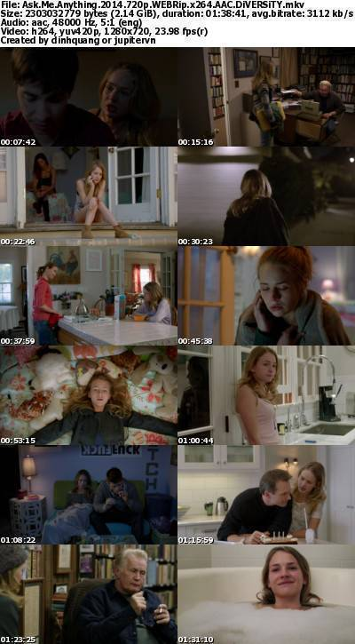 Ask Me Anything (2014) 720p WEBRip x264 AAC-DiVERSiTY