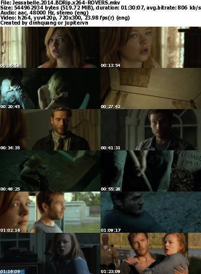 Jessabelle (2014) BDRip x264-ROVERS