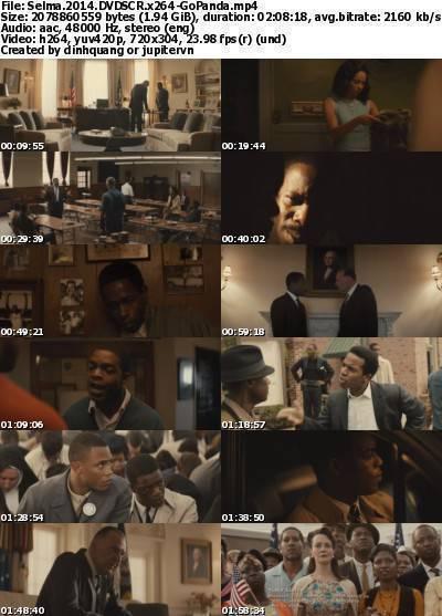 Selma (2014) DVDSCR x264-GoPanda