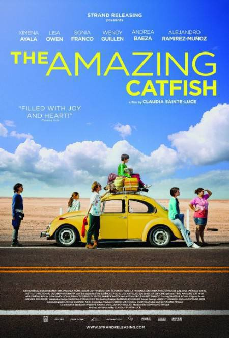 The Amazing Catfish 2013 LIMITED 720p BluRay x264-USURY