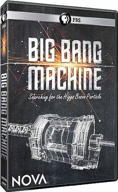 PBS - NOVA S42E11 Big Bang Machine (2015) 720p HDTV x264-W4F