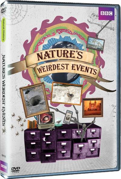 BBC - Nature's Weirdest Events: Series 4 (2015) 720p HDTV x264 AAC-MVGroup