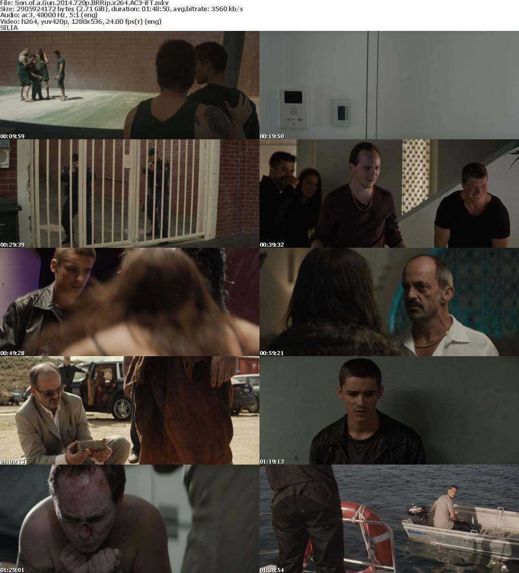 Son of a Gun (2014) Screenshots