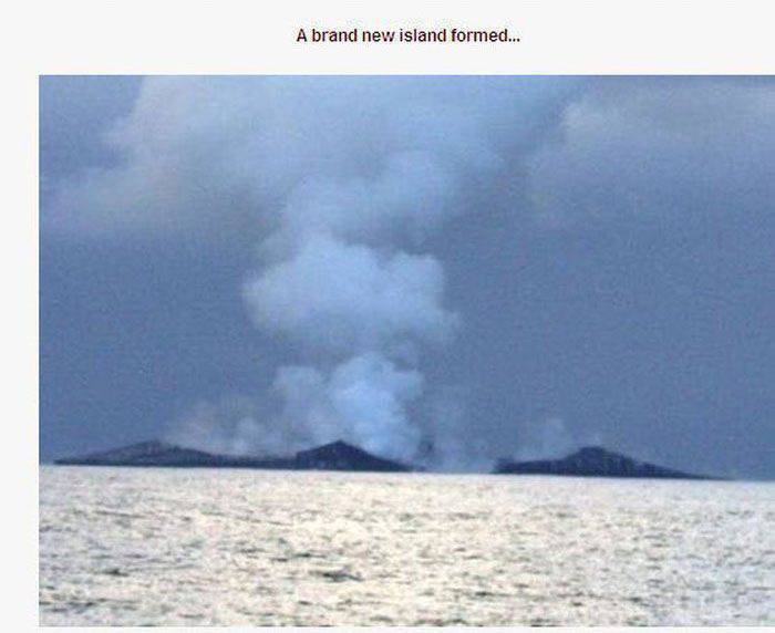 Jak powstaje wyspa wulkaniczna? 16
