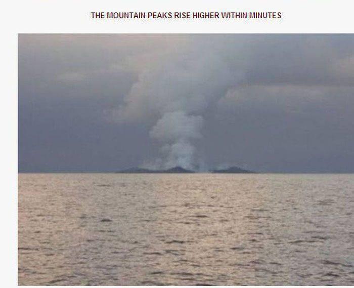 Jak powstaje wyspa wulkaniczna? 15
