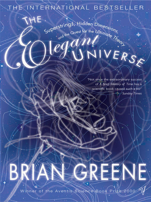 an analysis of brian greenes book the elegant universe Fishpond australia, the elegant universe: superstrings, hidden dimensions, and the quest for the ultimate theory by brian greenebuy books online: the elegant universe: superstrings, hidden dimensions, and the quest for the ultimate theory, 2003, fishpondcomau.