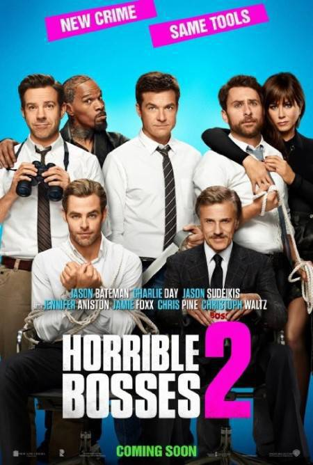 Horrible Bosses 2 (2014) Theatrical Cut DVDRip x264-EXViD