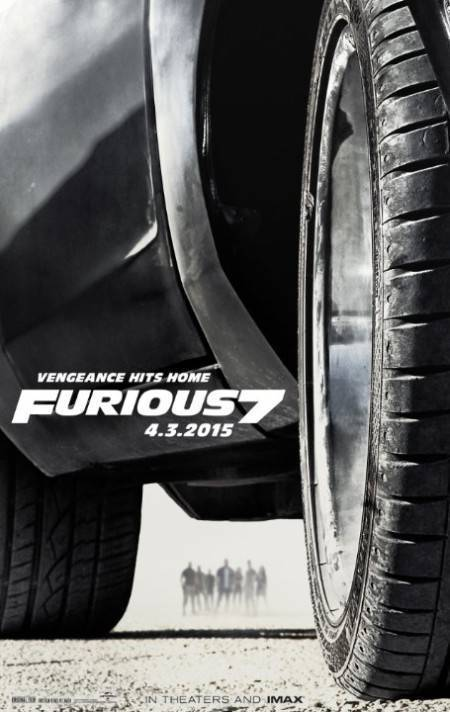 Fast and Furious 7 (2015) HD-TS XVID AC3 HQ Hive-CM8