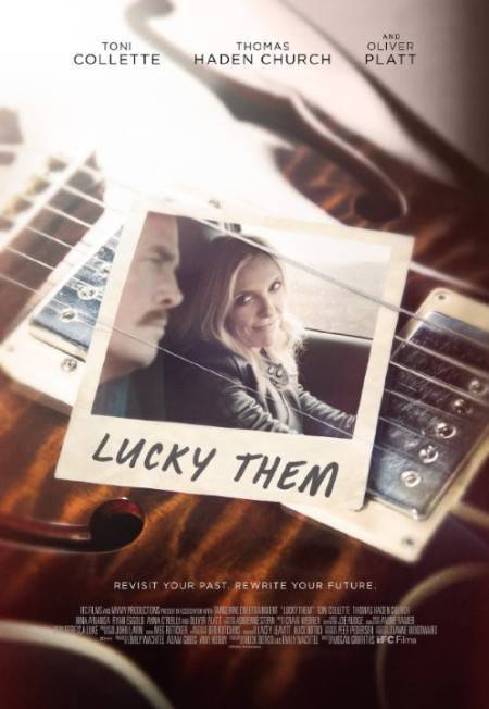 Lucky Them (2013) BRRip x264 AC3 -iFT