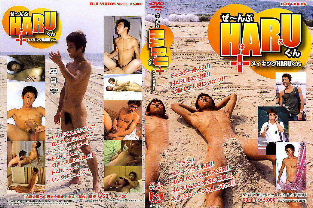 B+B Video – It is Haru (All of Haru)