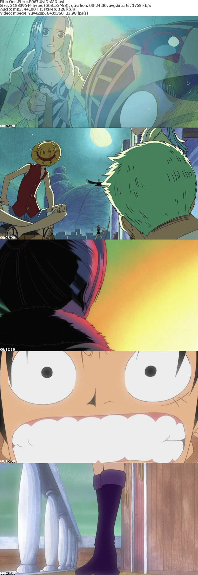 One Piece E067 XviD-AFG