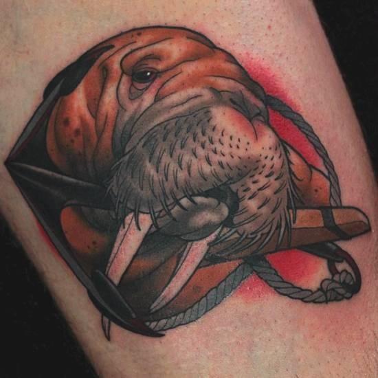 Odważne tatuaże #4 4