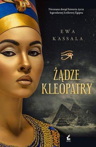 Ewa Kassala - ¯ądze Kleopatry