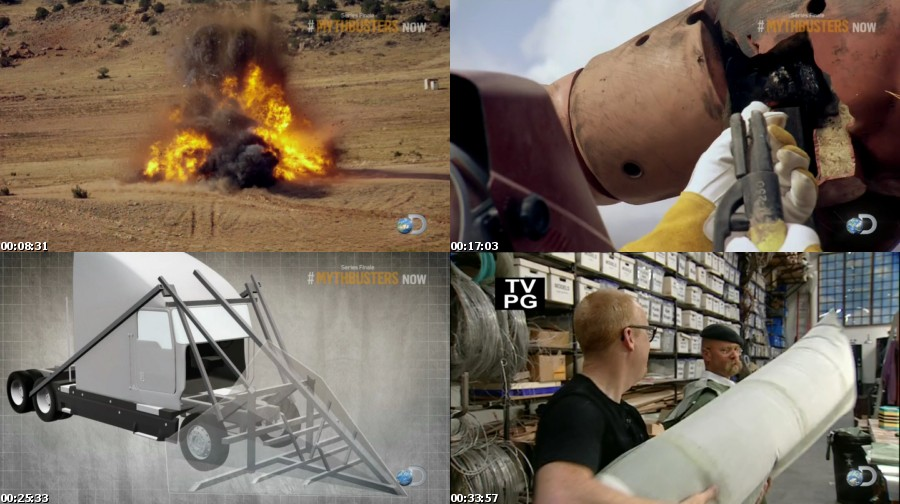 MythBusters | Watch Full Episodes & More! - Discovery