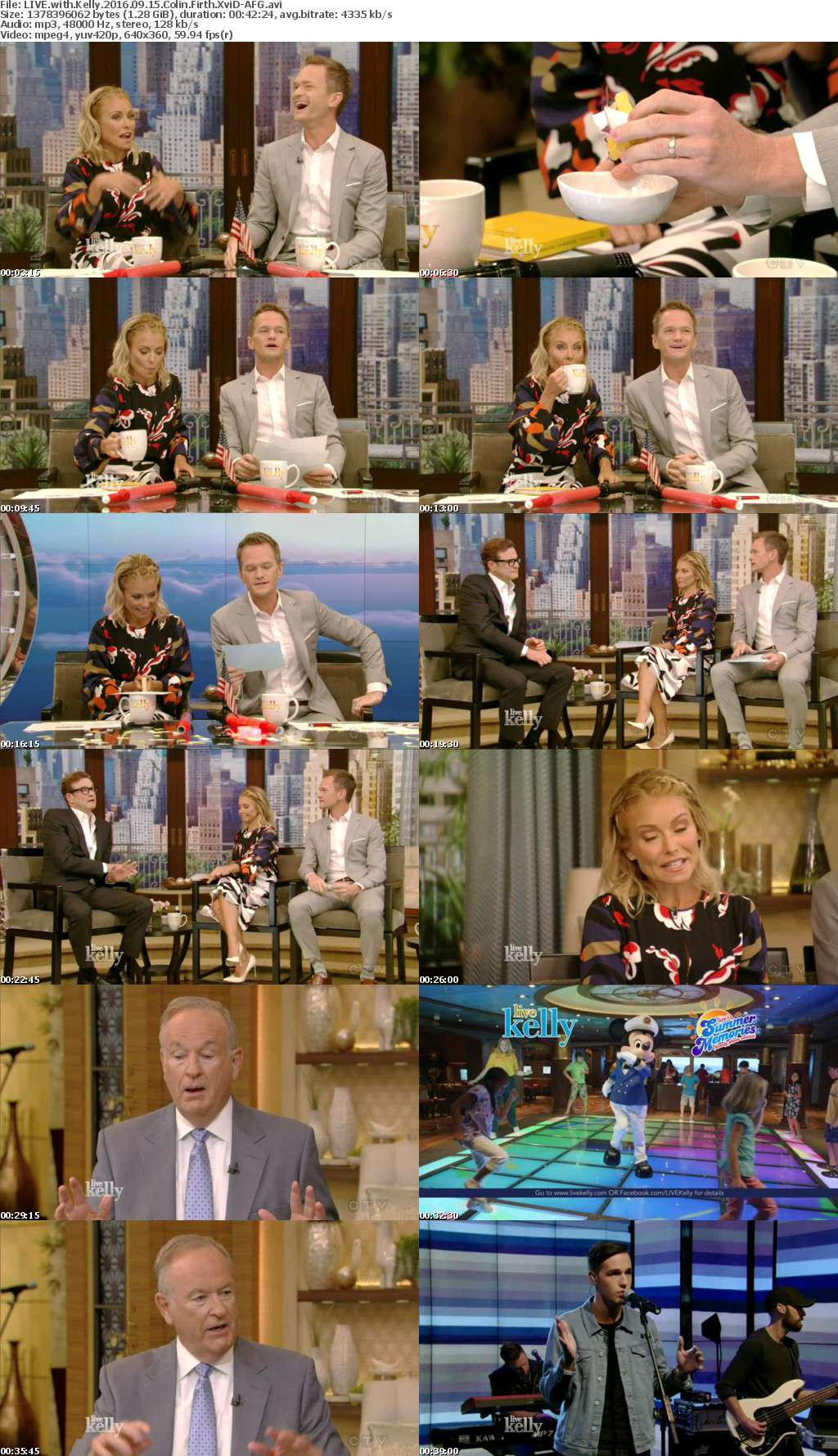 LIVE with Kelly 2016 09 15 Colin Firth XviD-AFG