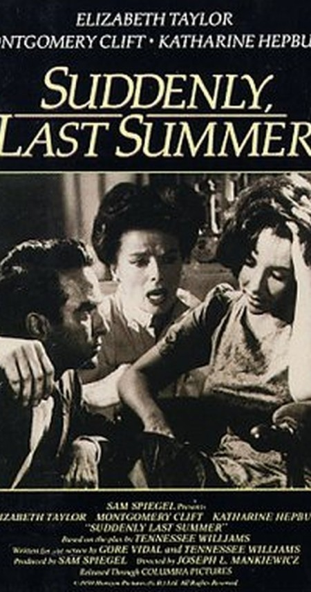 Suddenly Last Summer 1959 COMPLETE BLURAY-PCH