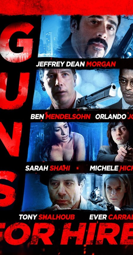 Guns For Hire (2015)1080p BluRay x264 AAC