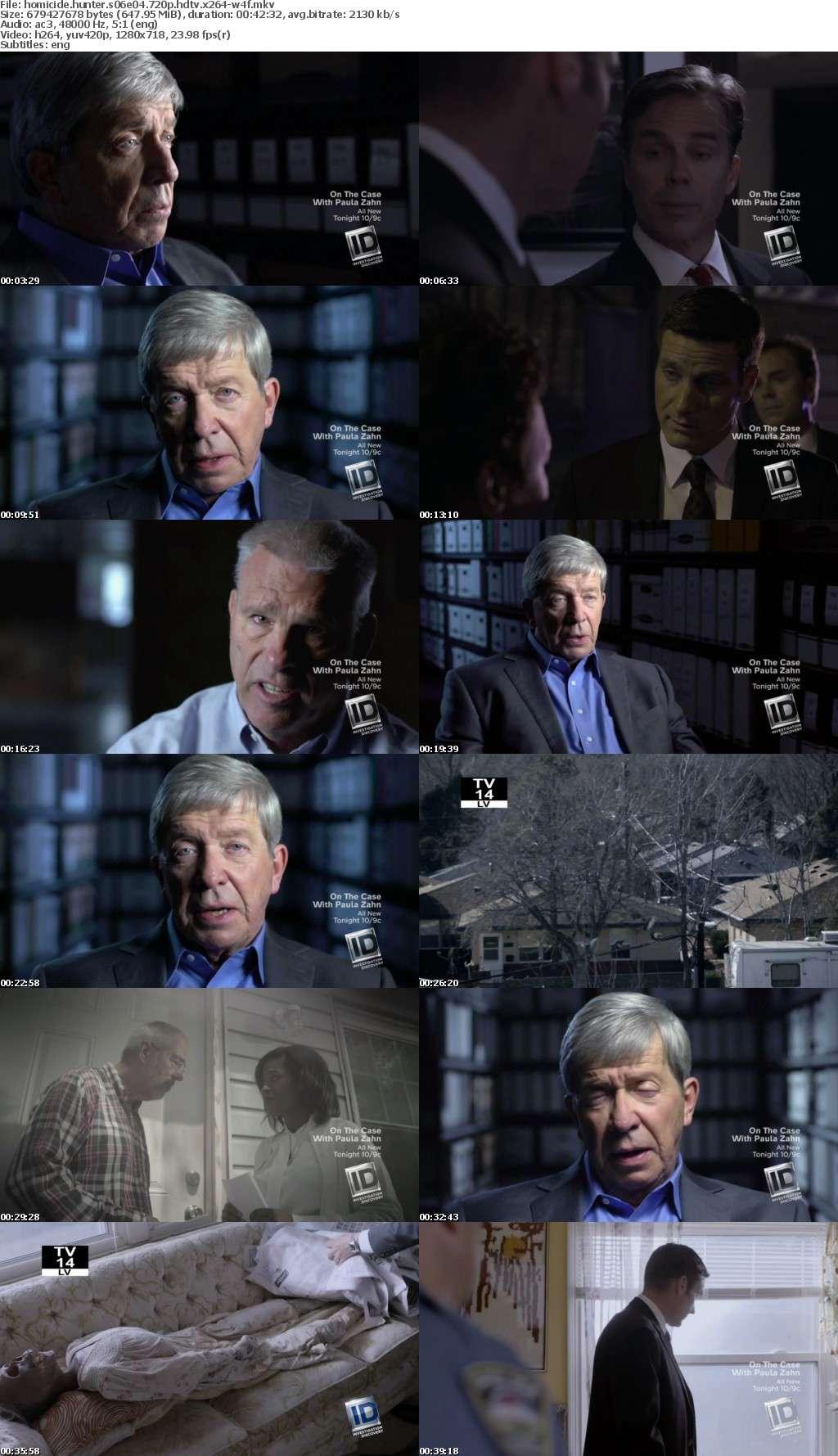Homicide Hunter S06E04 720p HDTV x264-W4F