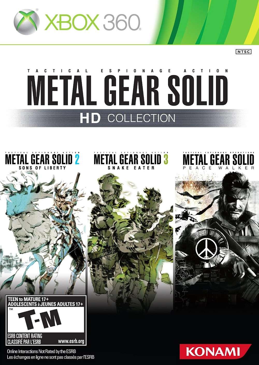 [PS VITA] Metal Gear Solid 2 Sons Of Liberty (US)