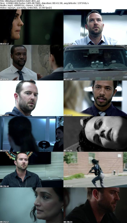 Blindspot S02E02 XviD-AFG