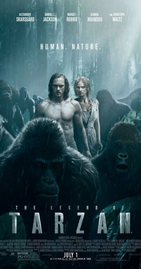 The Legend of Tarzan 2016 MULTi 1080p BluRay x264-VENUE