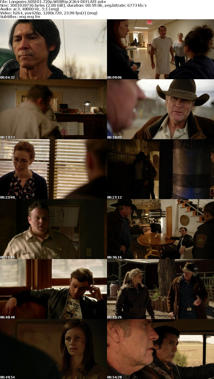 Longmire S05E01 720p WEBRip X264-DEFLATE