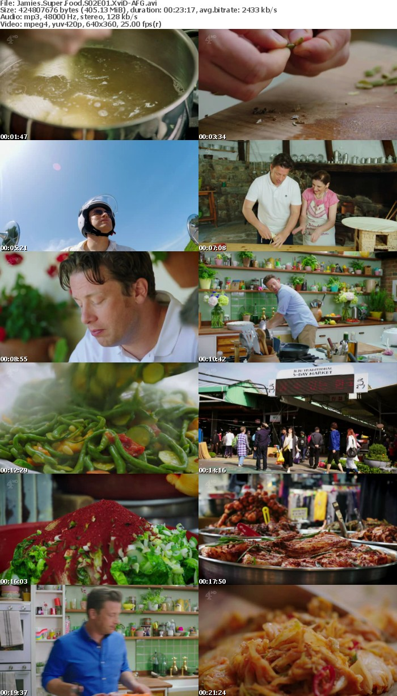 Jamies Super Food S02E01 XviD-AFG