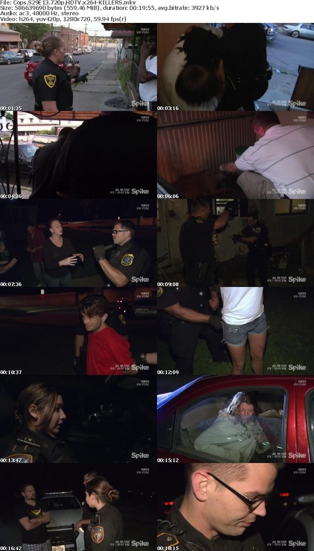 Cops S29E13 720p HDTV x264-KILLERS