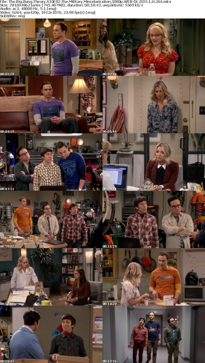 The Big Bang Theory S10E02 The Military Miniaturization 1080p WEB-DL DD5 1 H 264