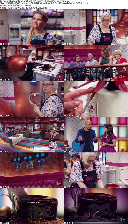 Zumbos Just Desserts S01E12 720p HDTV x264-ORENJI
