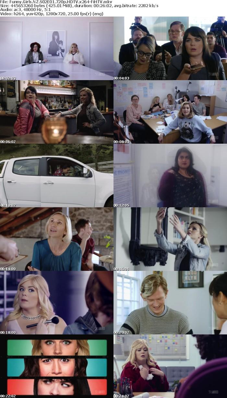 Funny Girls NZ S02E01 720p HDTV x264-FiHTV