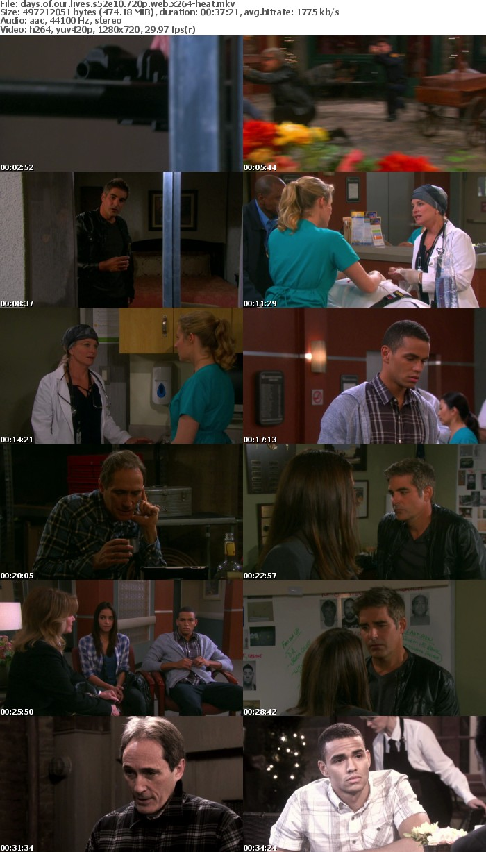 Days of our Lives S52E10 720p WEB x264-HEAT
