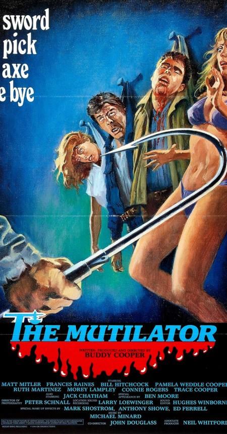 The Mutilator UNCUT 1984 German DL 720p BluRay x264-ETM