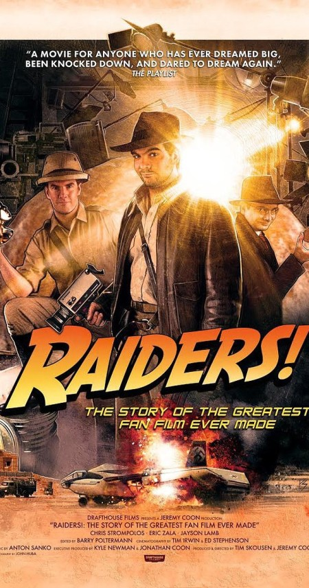 Raiders The Story of the Greatest Fan Film Ever Made 2015 480p x264-mSD