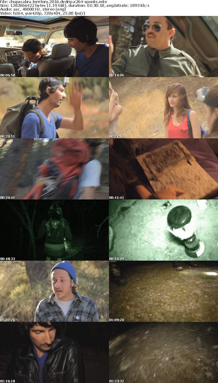 Chupacabra Territory 2016 DVDRip x264-SPOOKS