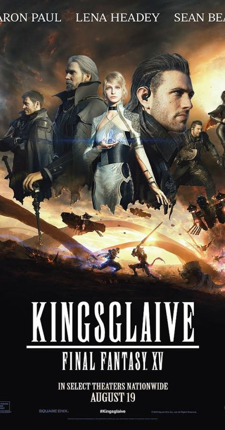 Kingsglaive Final Fantasy XV 2016 720p BluRay x264 x0r