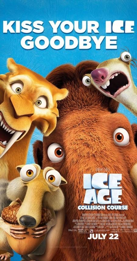 Ice Age Collision Course 2016 720p BRRip XviD AC3-RARBG