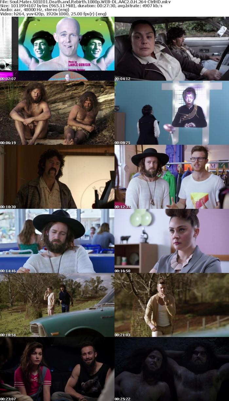Soul Mates S01 1080p WEB-DL AAC2 0 H 264-CtrlHD